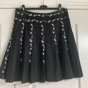 Elegant unique skirt